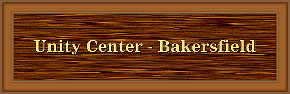 Unity Center - Bakersfield, logo.